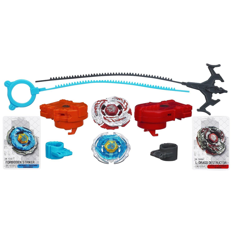 Dragon Emperor Life Destructor 2-Pack