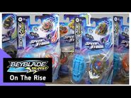 BEYBLADE BURST - On The Rise Series- Episode 7 - Supercharge the battle with Speedstorm!