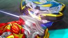 Burst Rise E13 - Rock Dragon vs. Union Achilles 2