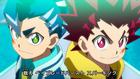 Sparking Revolution OP 3 - Hikaru and Hyuga Asahi 2