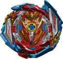 BBSK Infinite Achilles Dimension' 1B Beyblade