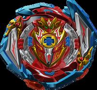 BBSK Infinite Achilles Dimension' 1B Beyblade