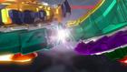 Burst Rise E2 - Bushin Ashindra vs. Wizard Fafnir 2