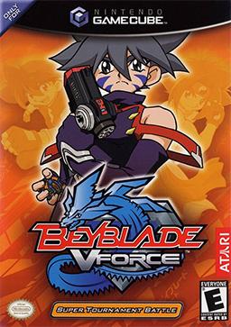Beyblade: V-Force - Super Tournament Battle