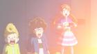 Burst Surge E3 - Reina, Guy, and Chuck Shocked Over Hyuga's Lightning Launch