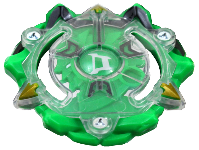 Energy Layer - Diomedes D2