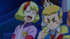 Burst Rise E6 - Ichika Going Off on Dante