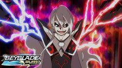 BEYBLADE BURST TURBO Episode 47 - Spirit of Flame vs Lord of Destruction!
