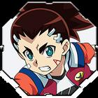 Beyblade Burst Superking - Aiga Akaba JP Website Character Icon