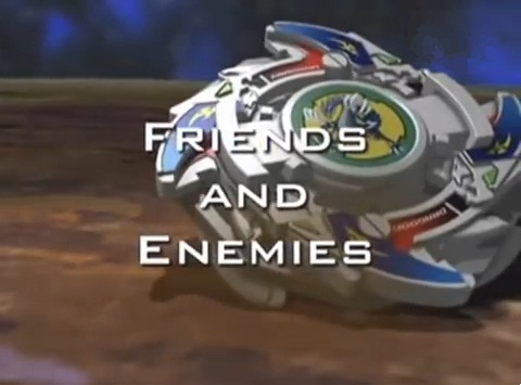 Beyblade: V-Force - Episode 36