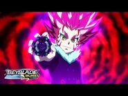 The Ambition of Lain - Beyblade Surge - Disney XD