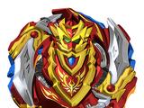 Cho-Z Achilles 00 Dimension (Takara Tomy)