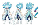 Beyblade Burst Lui Shirasagijo Concept Art 4