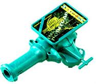 Beyblade Limited Edition WBBA Green 3 Segment Launcher Grip