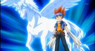 Pegasus und Gingka