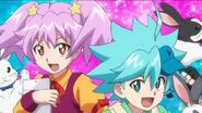 Nika and Toko Super Z debut