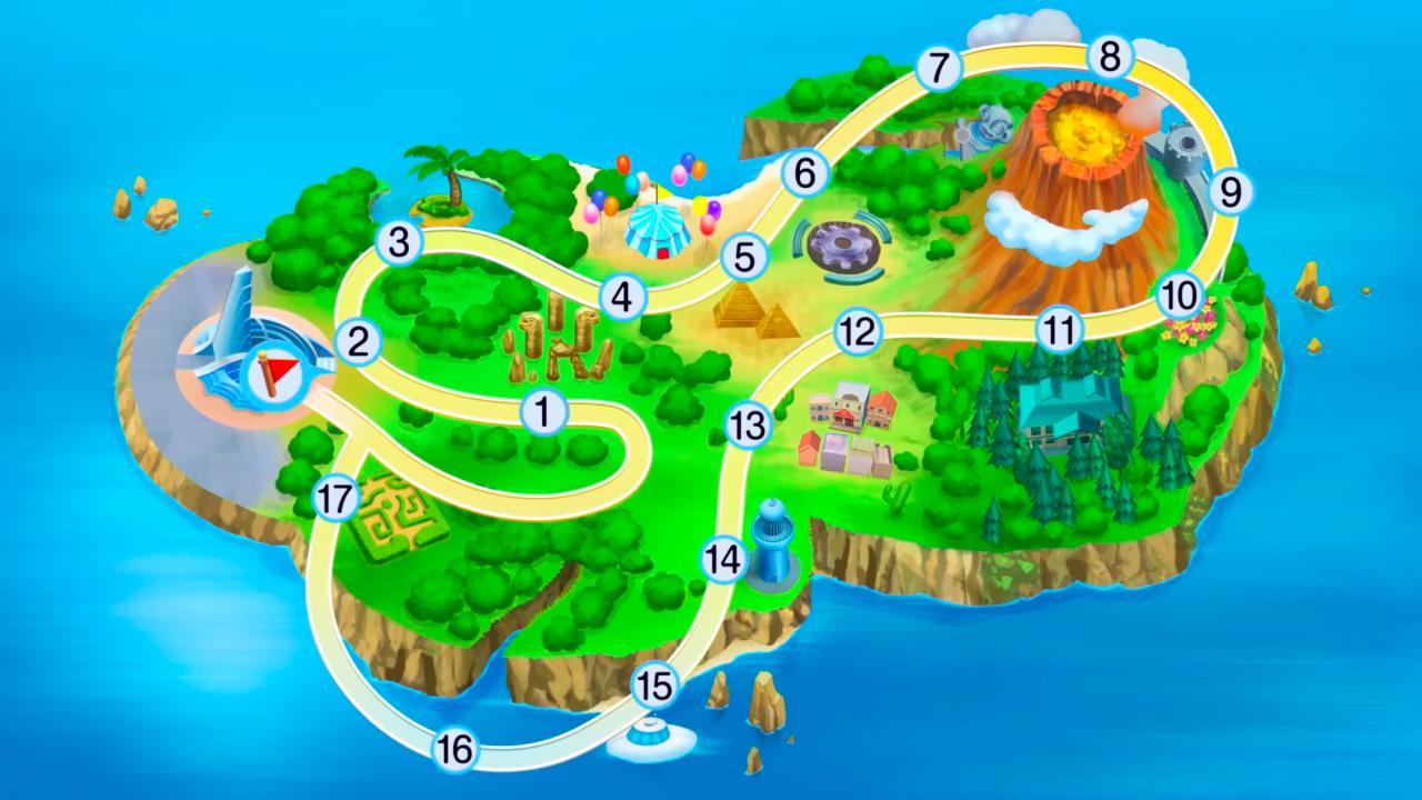 Battle Island Tournament