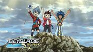 BEYBLADE BURST TURBO Meet the Bladers Laban & Xavier