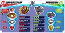 Surge - World Spryzen S6 and Beast Betromoth B6 Info