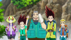 Burst Rise E10 - The Victories Arriving at The Castle in The Clouds