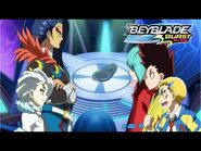 BEYBLADE BURST RISE - The Fate of the Blading World