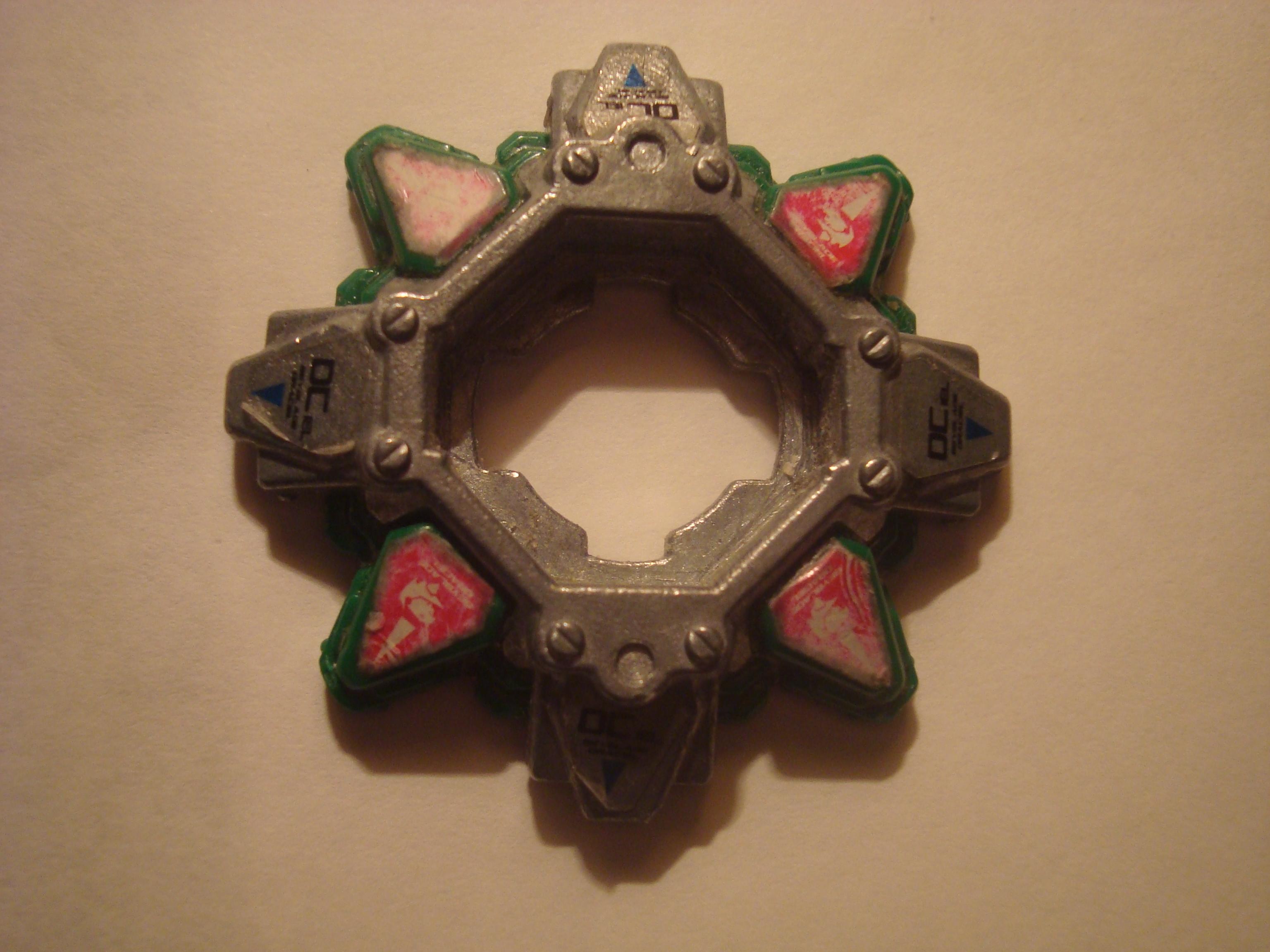 Attack Ring - Metal Defense