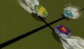 Striker interfares into a head-on clash between Libra and Eagle