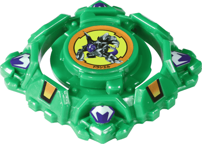 Energy Layer - Draciel Shield (Takara Tomy)