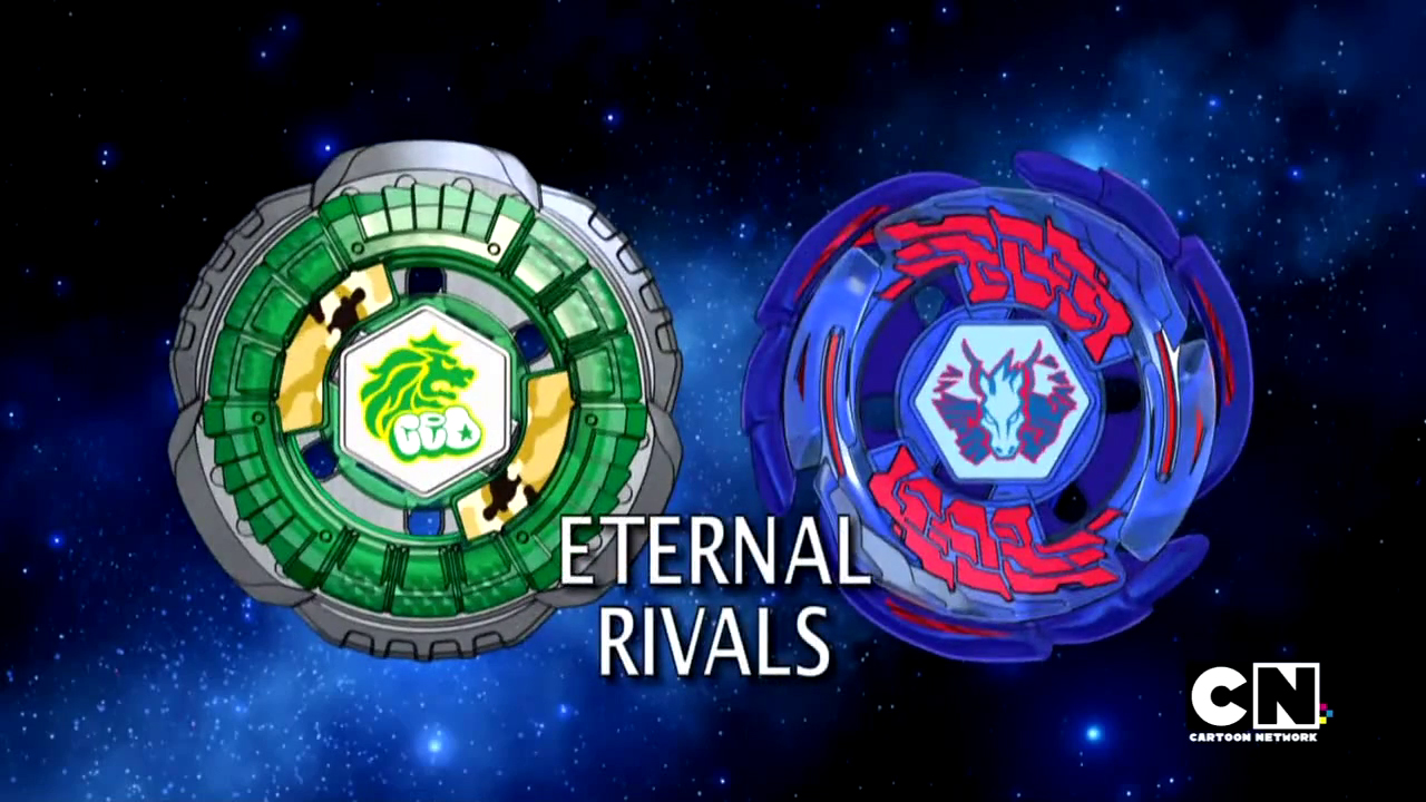 Beyblade: Metal Masters - Episode 21