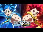 Meet the Bladers - Hikaru & Hyuga