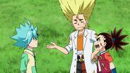 Aiga, Ranjiro, and Toko