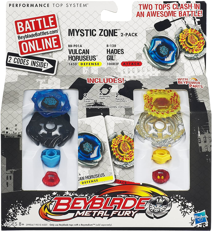 Mystic Zone 2-Pack