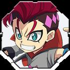 Beyblade Burst Dynamite Battle - Bell Daikokuten JP Website Character Icon
