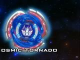 Cosmic Tornado