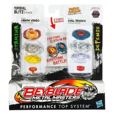 Spiral Blitz Dual Pack