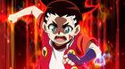 Aiga's raging aura