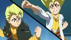 Burst Surge E4 - Rantaro vs. Ranjiro