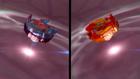 Burst Surge E4 - Super Hyperion and Kolossal Helios Entering the Beystadium