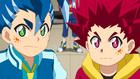 Burst Surge E4 - Hikaru and Hyuga Challenging Free