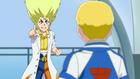 Burst Surge E9 - Ranjiro Annoyed Over His Defeat
