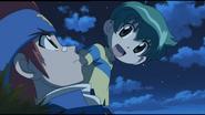 Kenta und Gingka