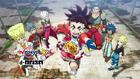 Chouzetsu Muteki Blader! - Opening 3 End Card
