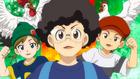 Chouzetsu Muteki Blader! OP 1 - Koji, Kimeru, and Hayao