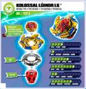 Surge - Kolossal Lúinor L6 Info