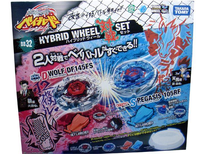 Hybrid Wheel Match Set