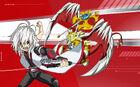 Beyblade Burst Evolution Shu Kurenai and Spryzen Requiem Avatar USA Website Poster