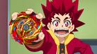 Burst Superking - Hyuga and Hyperion Burn