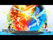 A Fierce Battle! - Beyblade Burst - Disney XD