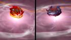 Burst Surge E1 - Super Hyperion and Kolossal Helios Entering the Beystadium