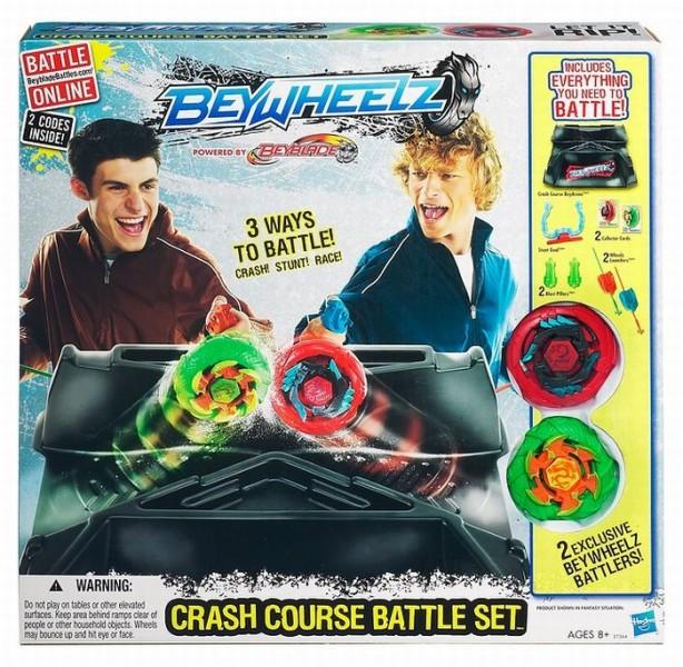 Crash Course Battle Set